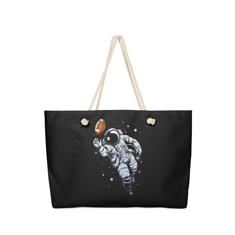 Planet Football Accessories Bag by digital carbine