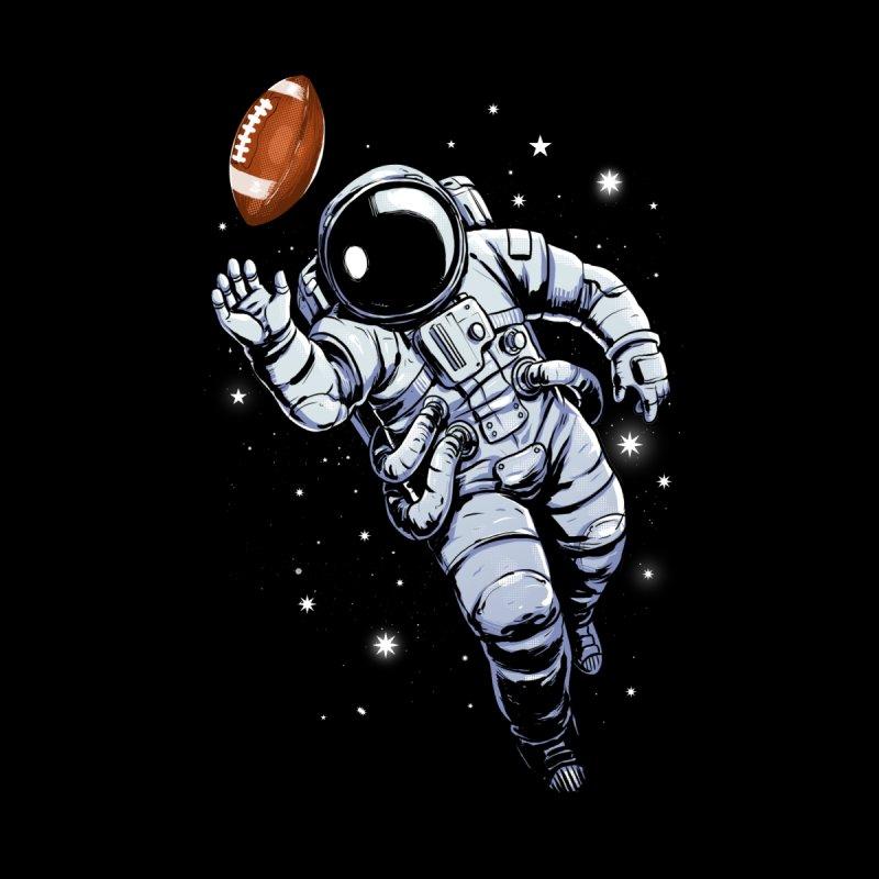 Planet Football Men's T-Shirt by digital carbine