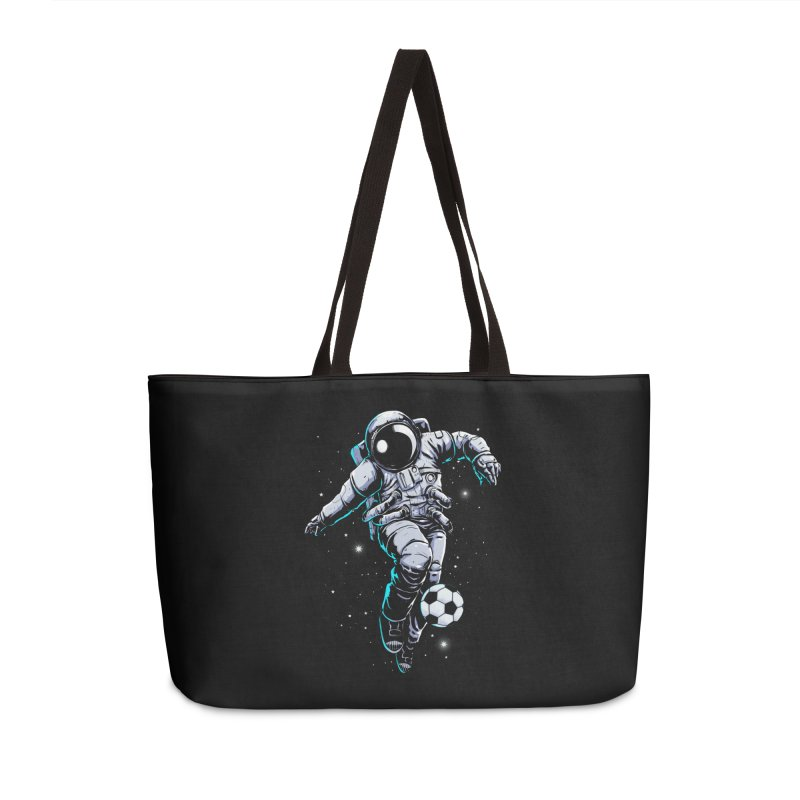 Space Soccer Accessories Bag by digital carbine