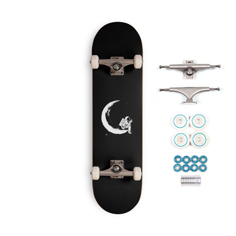 Relax Accessories Skateboard by digital carbine
