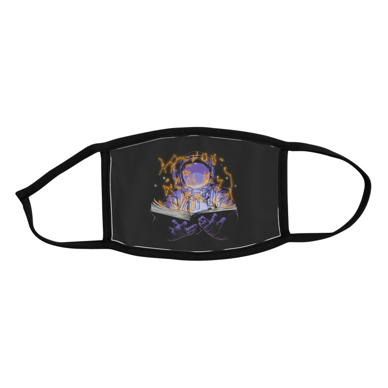 The Book of Stars Accessories Face Mask by digital carbine