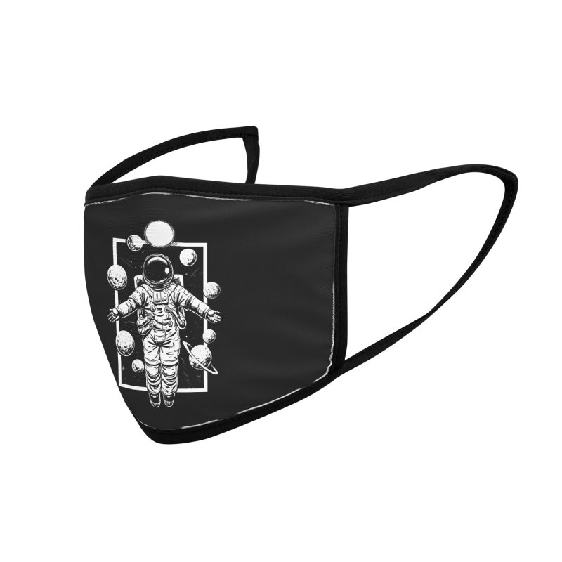 Feel Calm and Free Accessories Face Mask by digital carbine