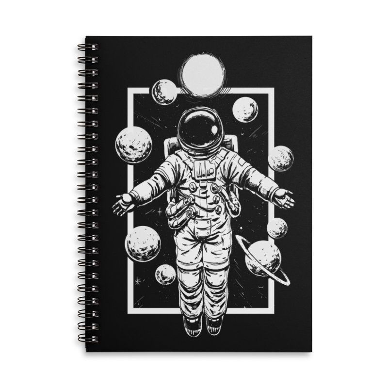 Feel Calm and Free Accessories Notebook by digital carbine