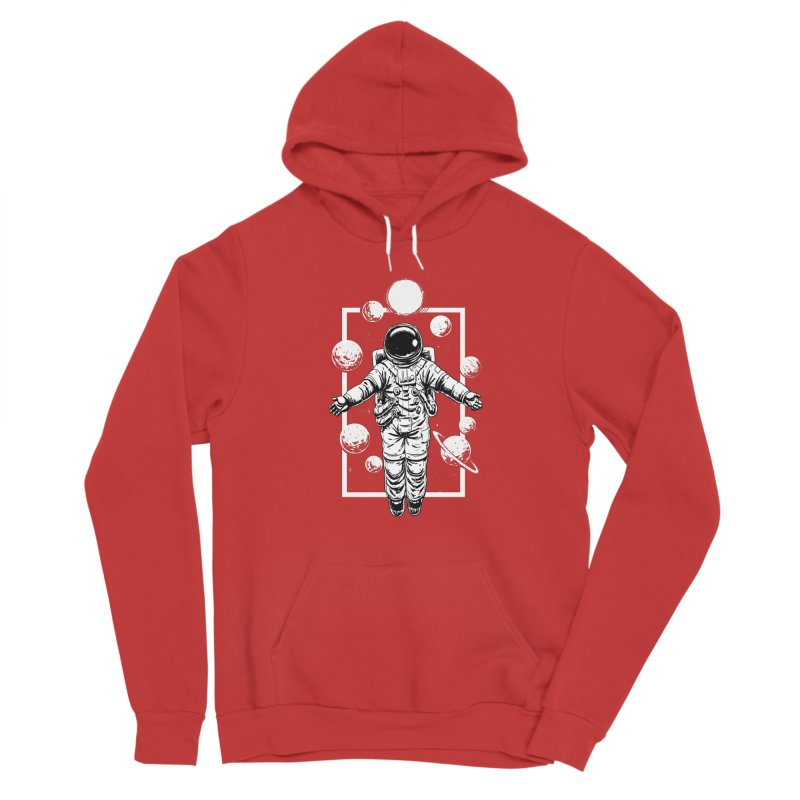 Feel Calm and Free Men's Pullover Hoody by digital carbine