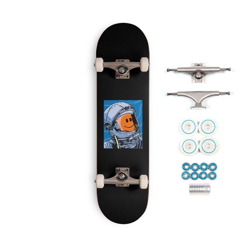 Positive Vibes Accessories Skateboard by digital carbine