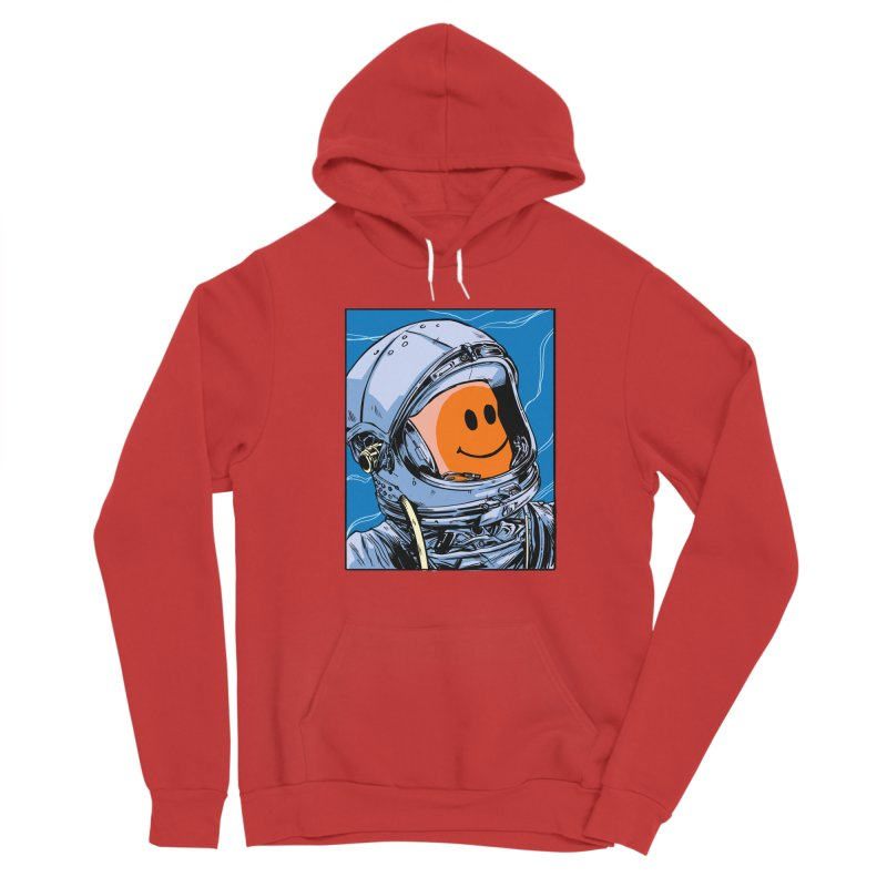 Positive Vibes Men's Pullover Hoody by digital carbine