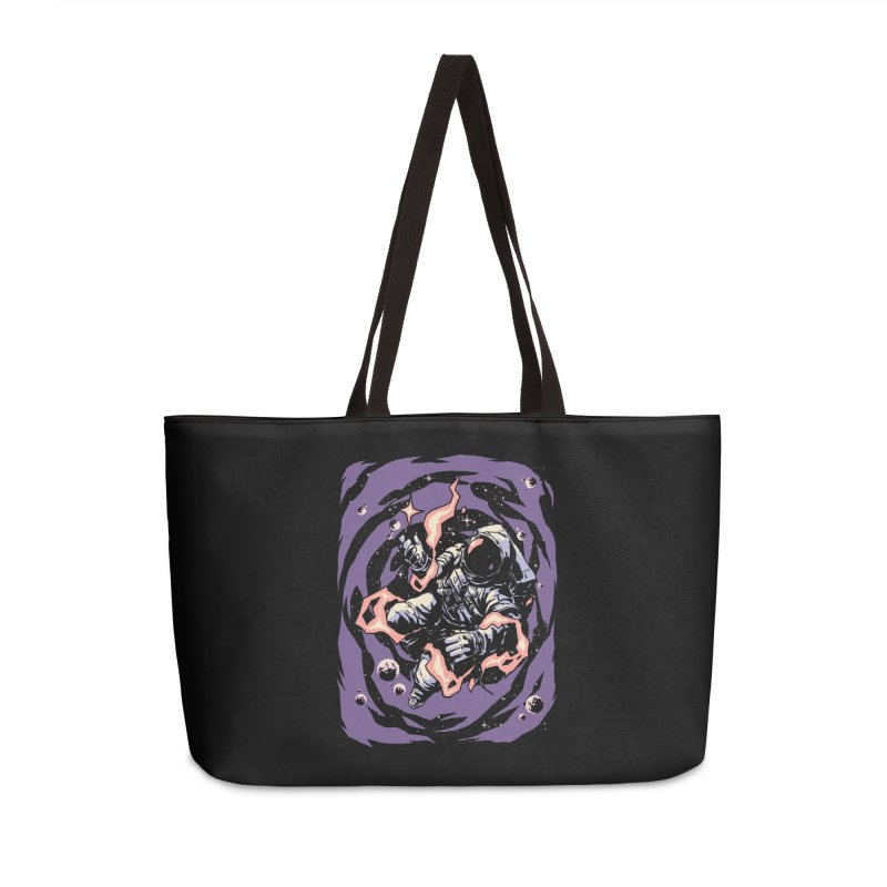 Reaching for the stars Accessories Bag by digital carbine