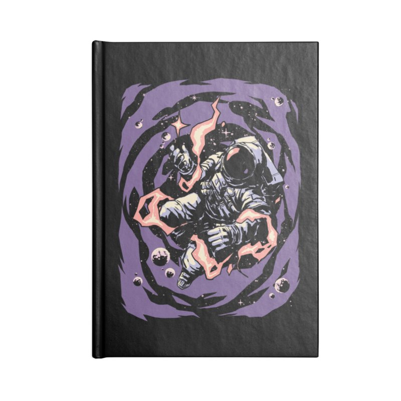 Reaching for the stars Accessories Notebook by digital carbine