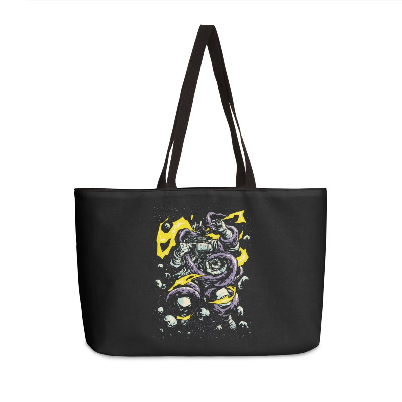Space Trap Accessories Bag by digital carbine
