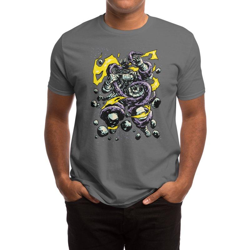 Space Trap Men's T-Shirt by digital carbine