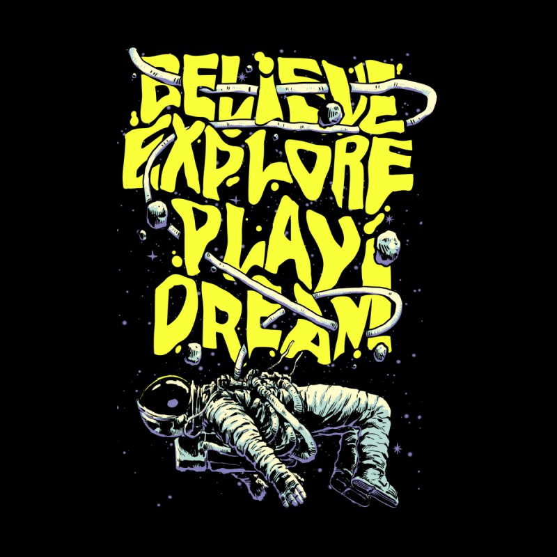 Believe Women's T-Shirt by digital carbine