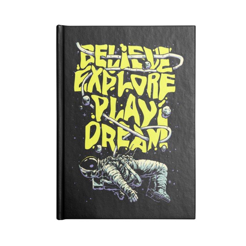 Believe Accessories Notebook by digital carbine