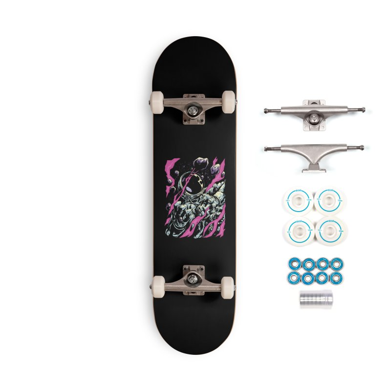 Outer Limits Accessories Skateboard by digital carbine