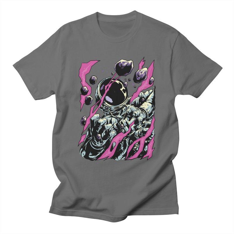 Outer Limits Men's T-Shirt by digital carbine