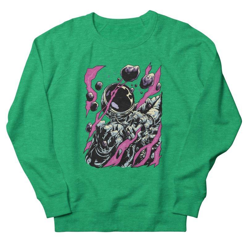 Outer Limits Women's Sweatshirt by digital carbine