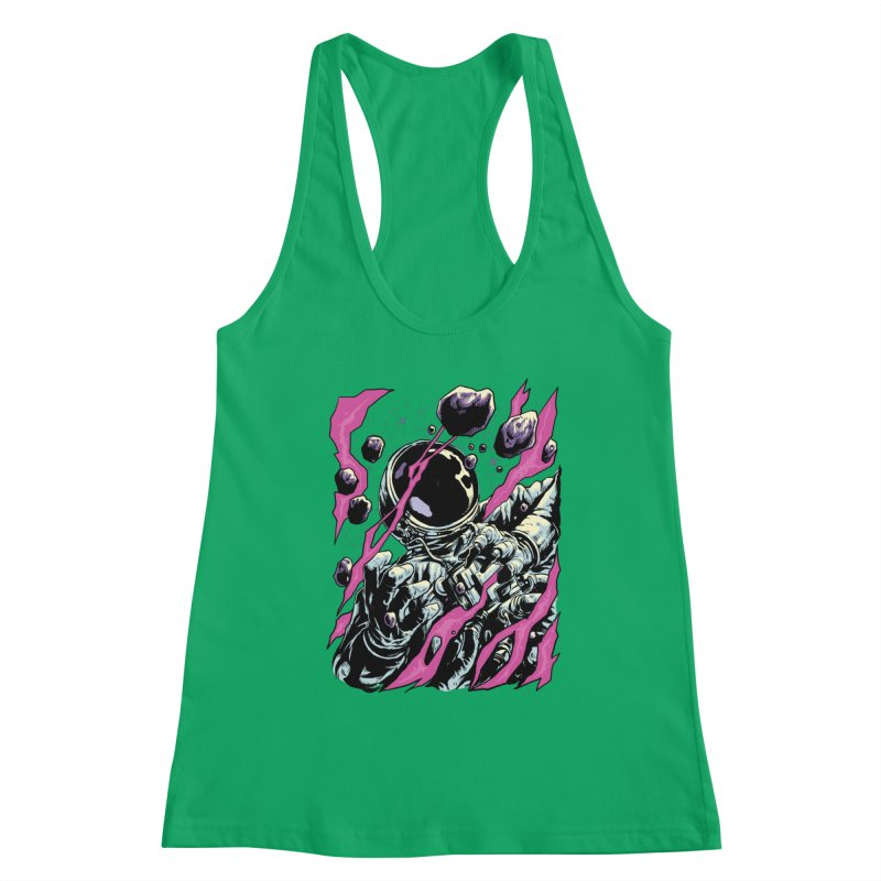 Outer Limits Women's Tank by digital carbine