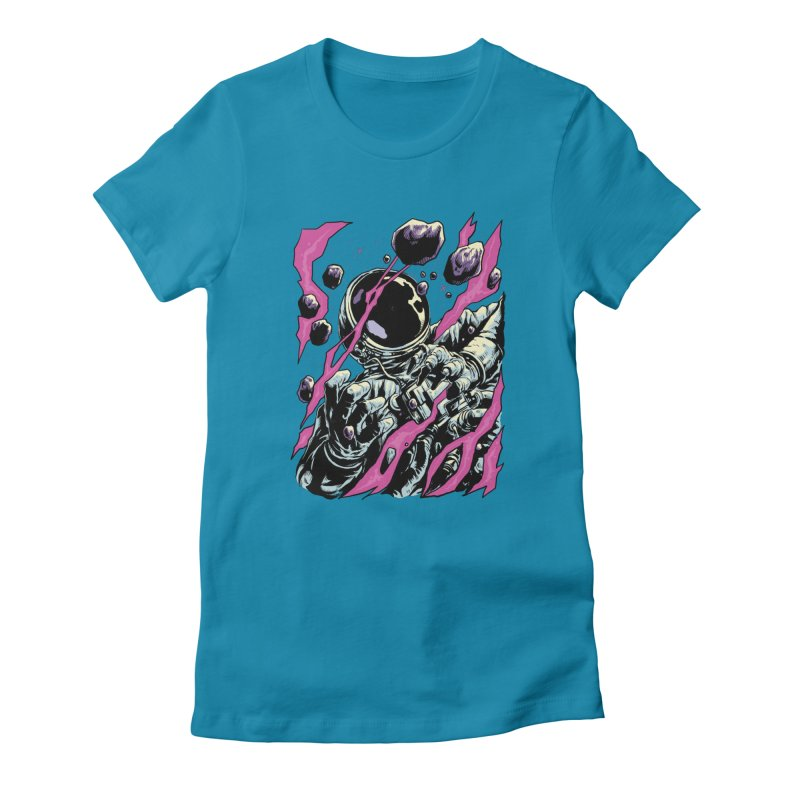 Outer Limits Women's T-Shirt by digital carbine
