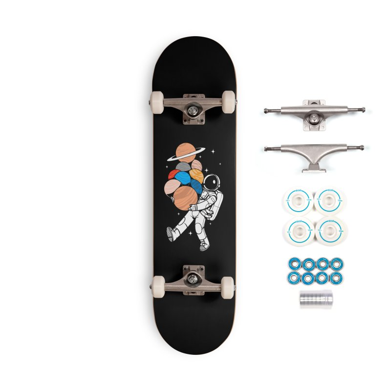 The perfect gift Accessories Skateboard by digital carbine
