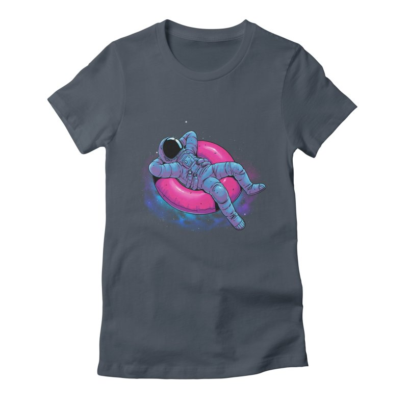 Floating Dream Women's T-Shirt by digital carbine