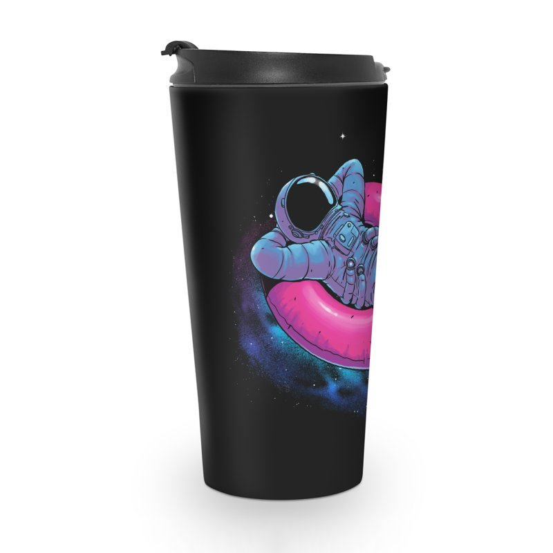 Floating Dream Accessories Travel Mug by digital carbine