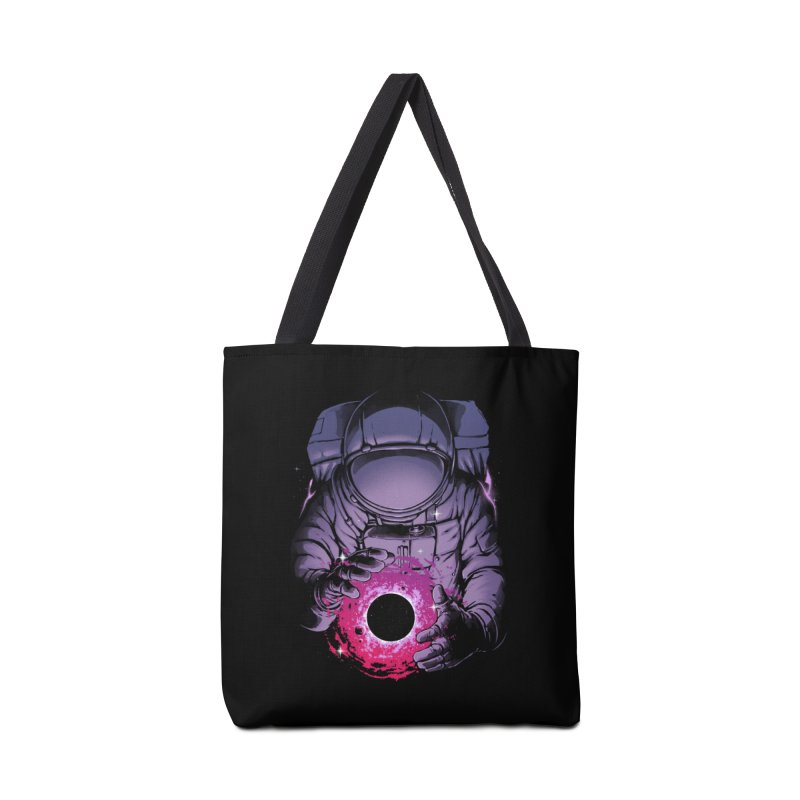Deep Space Accessories Tote Bag Bag by digital carbine