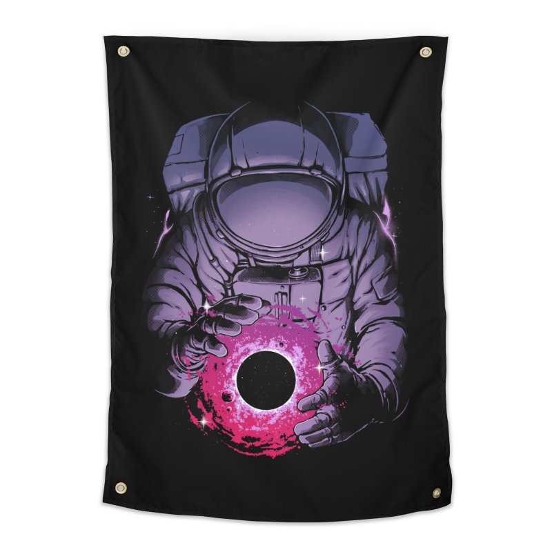 Deep Space Home Tapestry by digital carbine