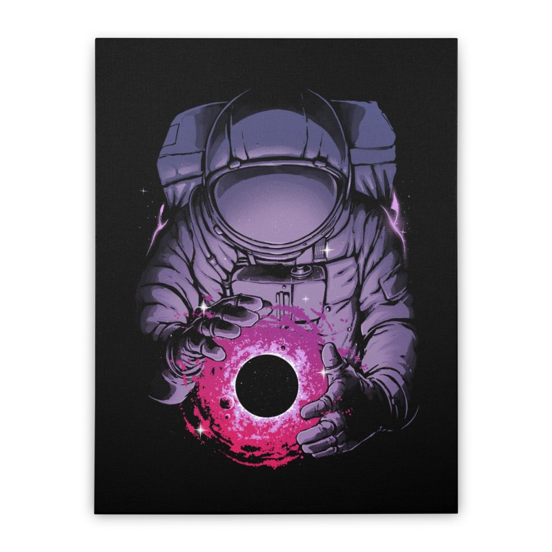 Deep Space Home Stretched Canvas by digital carbine