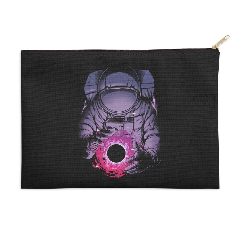 Deep Space Accessories Zip Pouch by digital carbine
