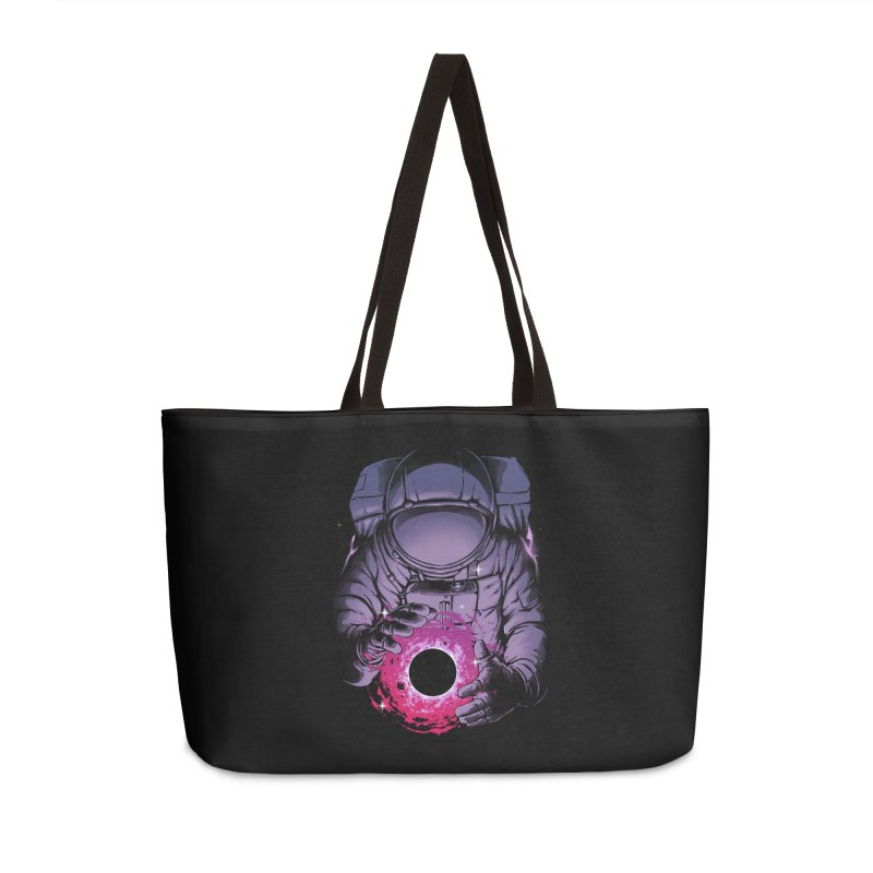 Deep Space Accessories Weekender Bag Bag by digital carbine