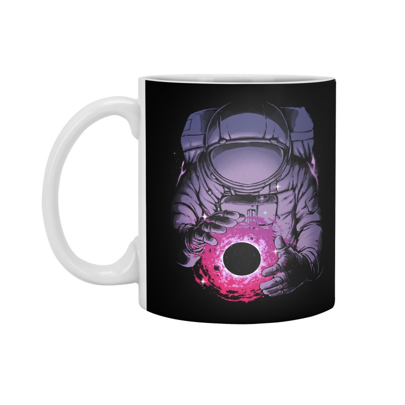 Deep Space Accessories Standard Mug by digital carbine