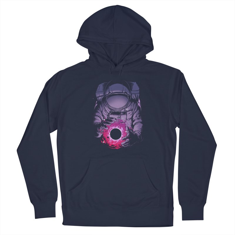 Deep Space Men's Pullover Hoody by digital carbine