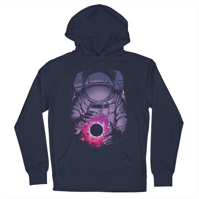 Deep Space Men's Pullover Hoody by digital carbine
