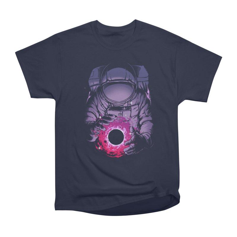 Deep Space Women's Heavyweight Unisex T-Shirt by digital carbine