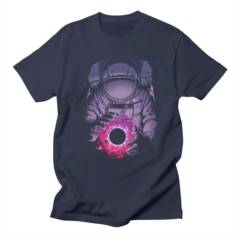 Deep Space Women's Regular Unisex T-Shirt by digital carbine