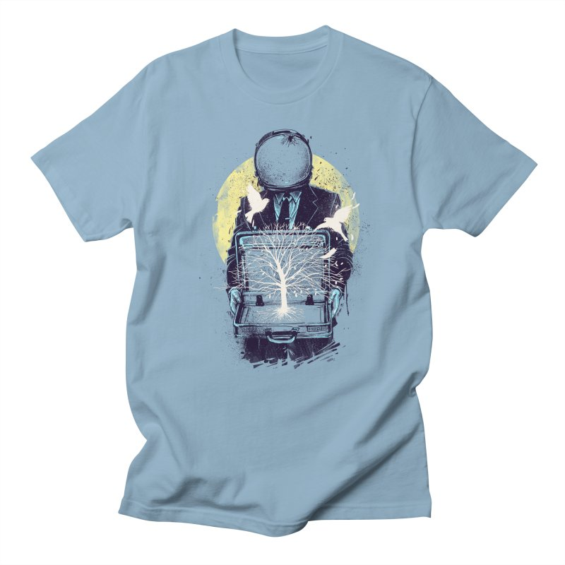 A New Life Men's T-Shirt by digitalcarbine