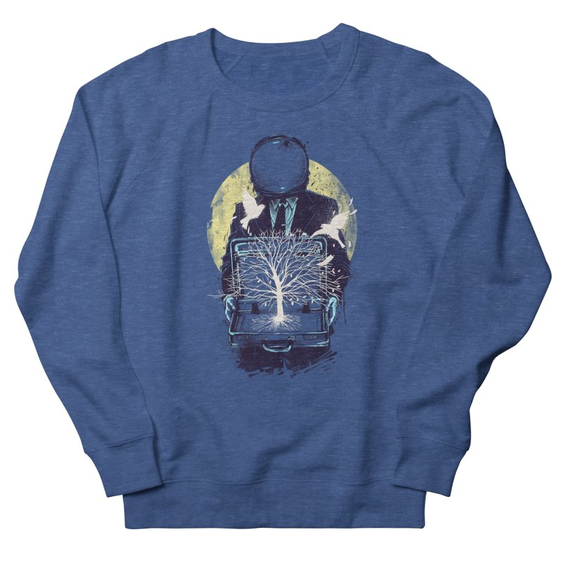 A New Life Men's Sweatshirt by digitalcarbine