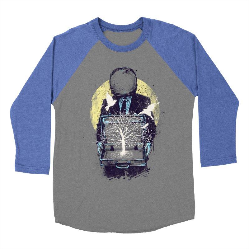 A New Life Women's Baseball Triblend T-Shirt by digitalcarbine