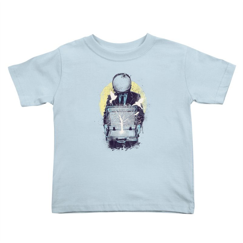 A New Life Kids Toddler T-Shirt by digitalcarbine