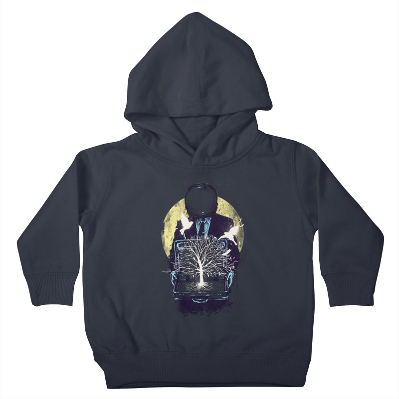 A New Life Kids Toddler Pullover Hoody by digitalcarbine