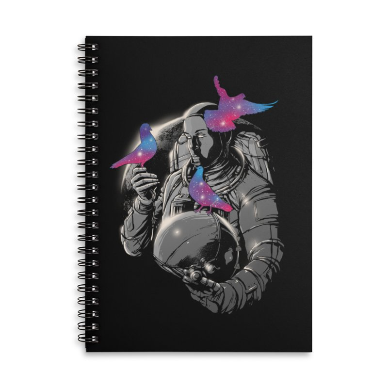 A Touch of Whimsy Accessories Notebook by digital carbine