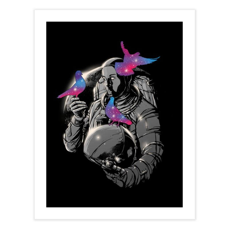 A Touch of Whimsy Home Fine Art Print by digital carbine