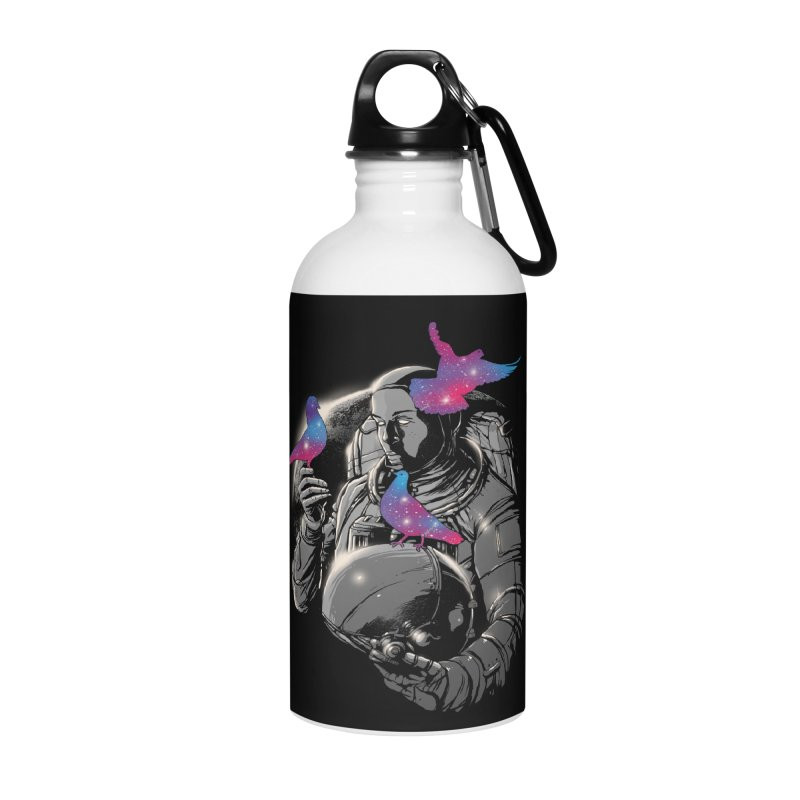 A Touch of Whimsy Accessories Water Bottle by digital carbine