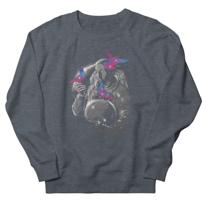 A Touch of Whimsy Men's Sweatshirt by digitalcarbine