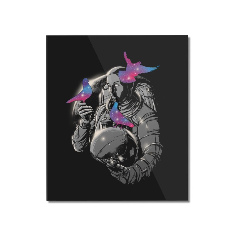 A Touch of Whimsy Home Mounted Acrylic Print by digital carbine
