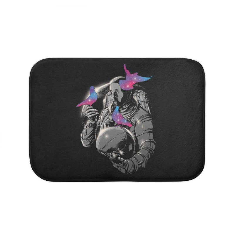 A Touch of Whimsy Home Bath Mat by digital carbine
