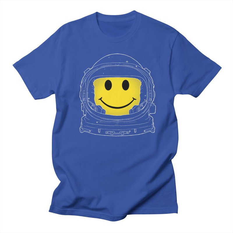 Happiness Men's T-Shirt by digital carbine