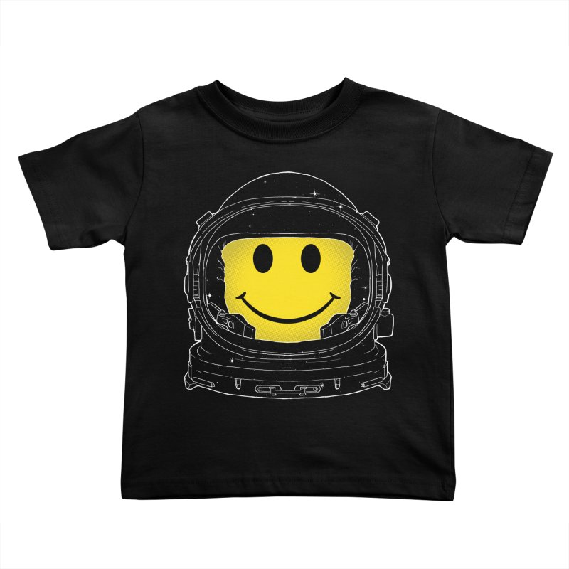 Happiness Kids Toddler T-Shirt by digitalcarbine