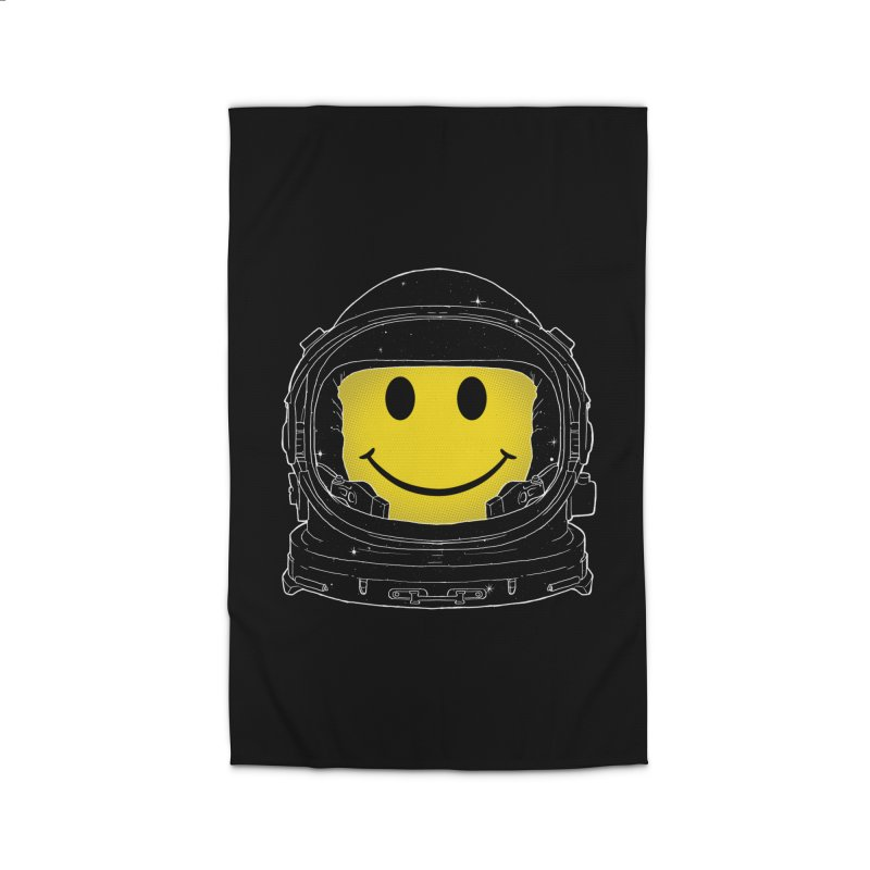 Happiness Home Rug by digital carbine