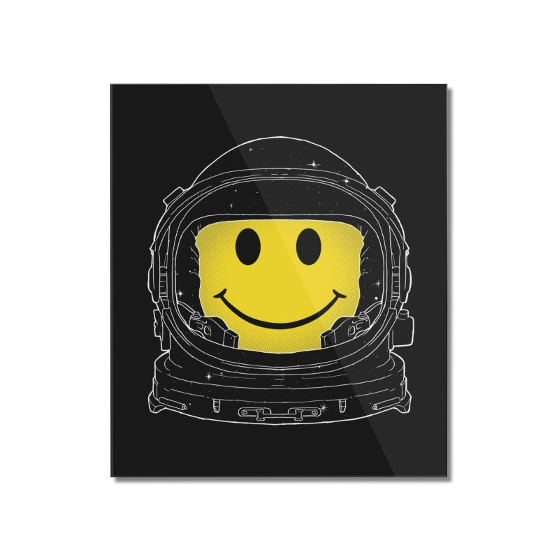 Happiness Home Mounted Acrylic Print by digital carbine