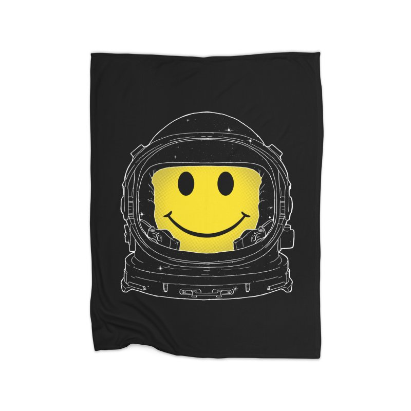 Happiness Home Blanket by digital carbine
